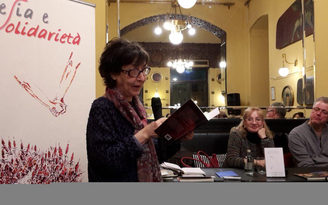 Incontri con l'autore,22/02/2017-Patrizia Pallotta e Giorgio Micheli