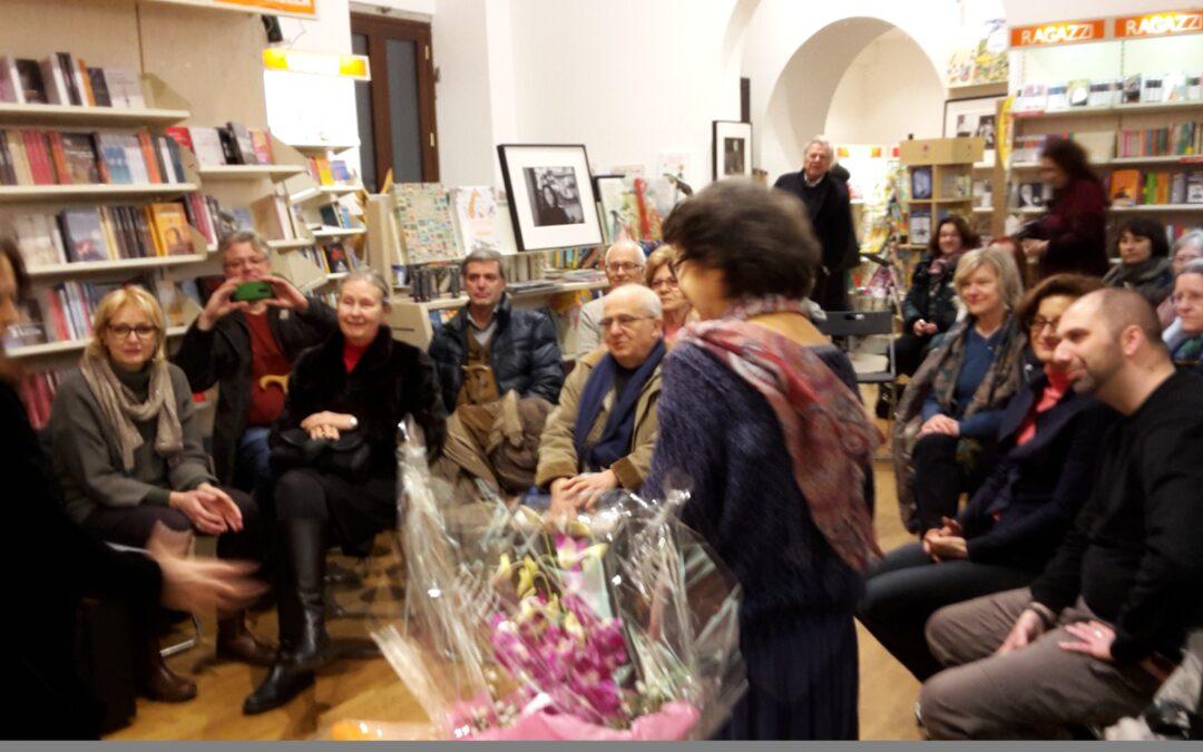 Incontro con gli autori-18 febbraio 2017: Gabriella Valera alla Mondadori