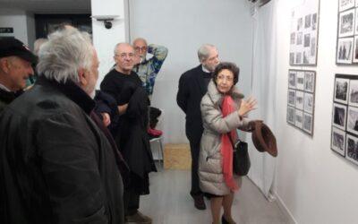 venerdì 11 gennaio 2019: al Minimu di San Giovanni, presentazione della mostra fotografica di Vittorio Comisso
