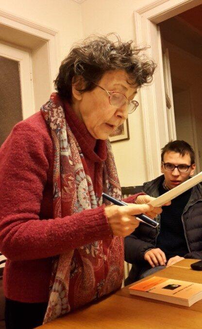 6 febbraio 2019: Incontri del mercoledì sera; sede Poesol di via Beccaria 6